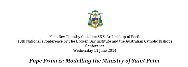 20140611 Tim Costello econference