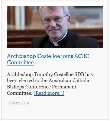 Tim Costello ACBC