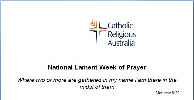 national lament week