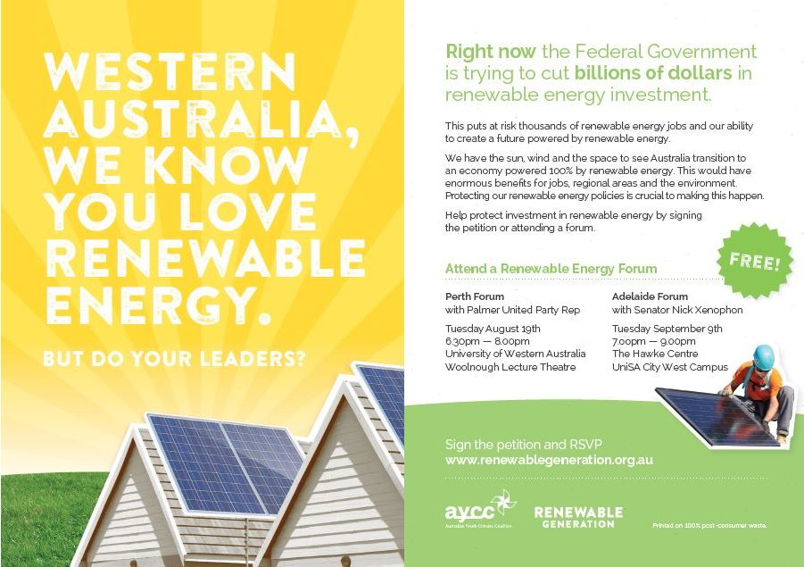 WA renewable Generation flyer combined