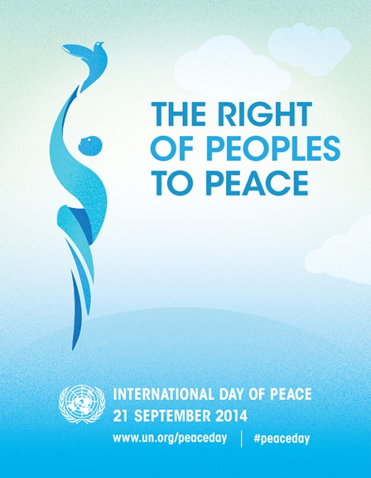 Intermational day of peace