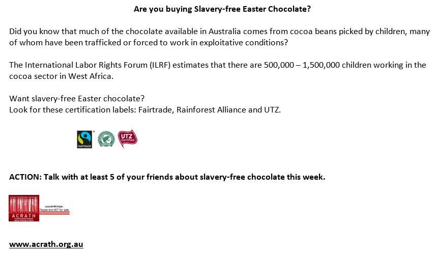 ACRATH Easter Campaign