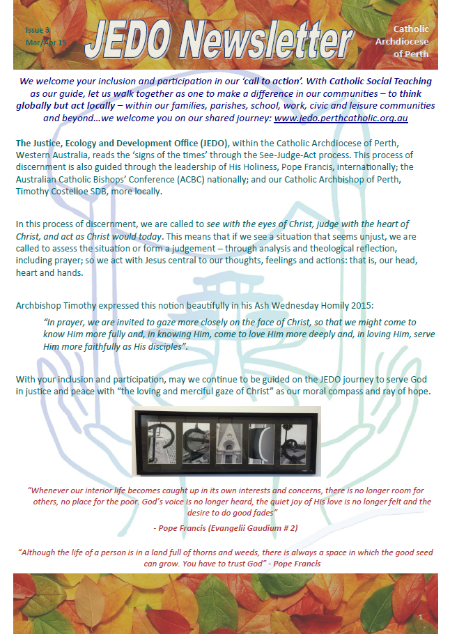 Newsletter Issue 3 Image