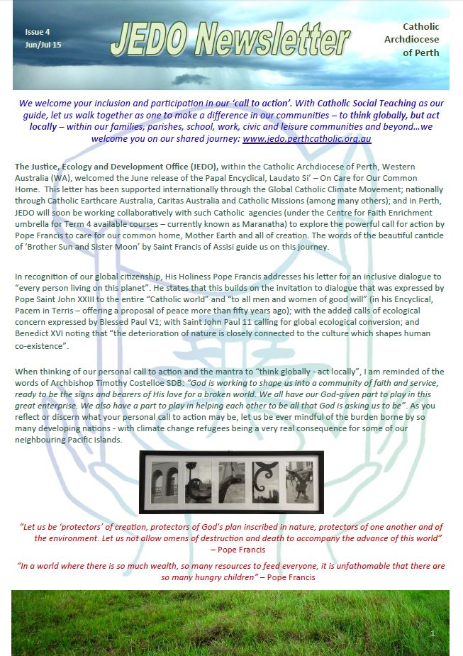 Newsletter Issue 4 Image