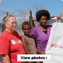 Vanuatu rebuilds
