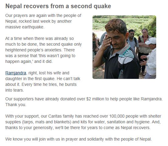 Caritas Nepal