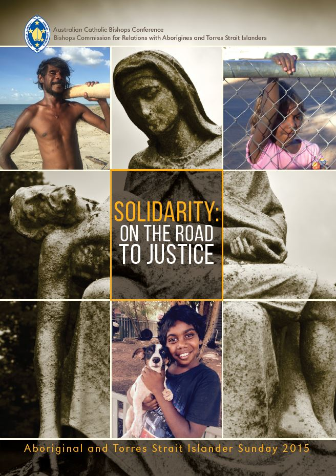 Solidarity - On the road to justice _ ATSI Statement