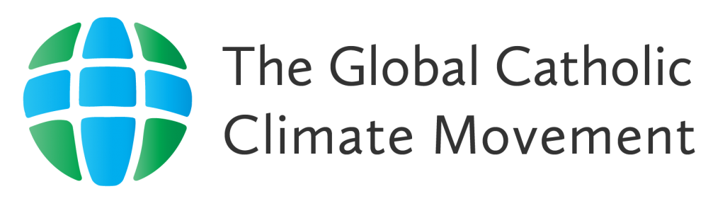 Global catholic climate movement logo