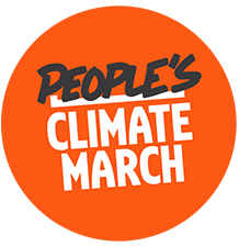 people climate march logo