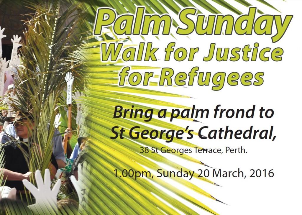Palm Sunday Flier