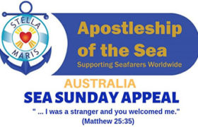 Sea Sunday – Justice, Ecology and Development Office